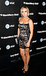 BEVERLY HILLS, CA. - October 30: Actress Hayden Panettiere arrives at the Blackberry Bold launch party at a private residence on October 30, 2008 in Beverly Hills, California.
