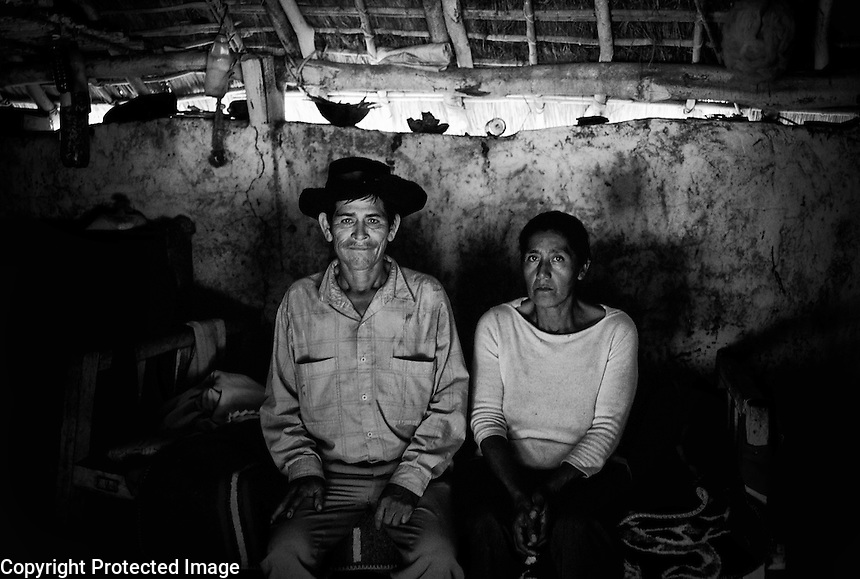 Captive and free Guarani communities. Yauti (alta Parapeti)