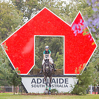 1-ALL RIDERS: 2014 AUS-Australian International 3 Day Event
