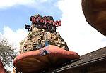Shopping, Rain Forest, Disney Downtown Marketplace, Orlando, Florida