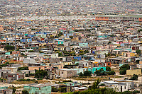 """Overlooking Khayelitha"""", meaning """"New Home"""", the biggest township of Cape Town, SA 2010"""