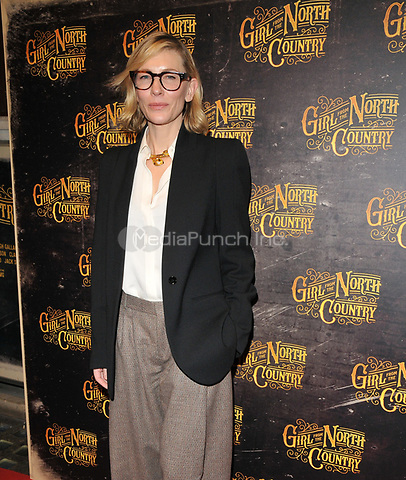 The &quot;Girl From The North Country&quot; press night, Noel Coward Theatre, St Martin's Lane, London, England, UK, on Thursday 11 January 2018.<br /> CAP/CAN<br /> &copy;CAN/Capital Pictures /MediaPunch ***NORTH AND SOUTH AMERICAS ONLY***