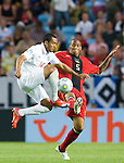 Theo Walcott, Jerome Boateng, The Final Germany-England, 06292009, U21 EURO 2009 in Sweden