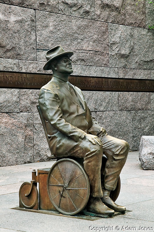 Franklin Delano Roosevelt Memorial, Washington, D.C.