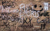 Wall Graffiti - 13.05.2020