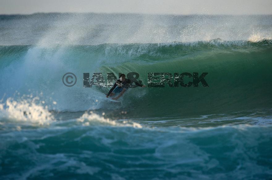 Tom Curren at Gas Bay in western Australia.