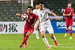 Hong Kong vs Korea DPR - Match Action