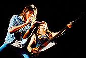 Mar 1987: TESLA - Mechanical Resonance Tour USA