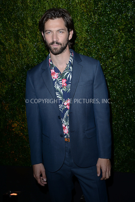 WWW.ACEPIXS.COM<br /> April 20, 2015 New York City<br /> <br /> Michiel Huisman attending the 2015 Tribeca Film Festival CHANEL Artists Dinner at Balthazer on April 20, 2015 in New York City.<br /> <br /> Please byline: Kristin Callahan/AcePictures<br /> <br /> ACEPIXS.COM<br /> <br /> Tel: (646) 769 0430<br /> e-mail: info@acepixs.com<br /> web: http://www.acepixs.com