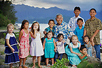 For Roy Hirokawas 75th birthday, all his children came home to celebrate. They wanted a family photo session for the rare opportunity.