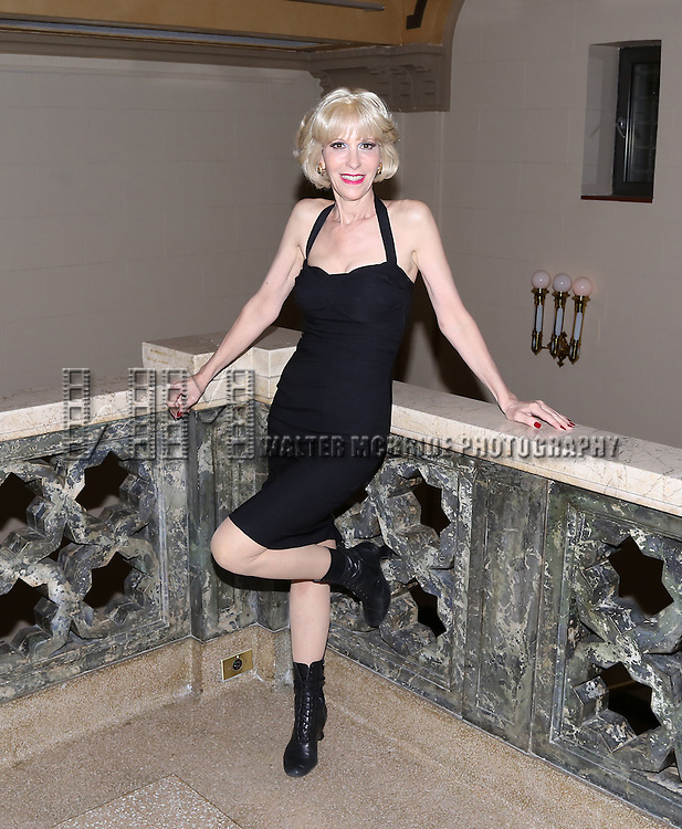 Ellen Greene attends the Opening Night After Party for the New York City Center Encores! Off-Center production of 'Little Shop of Horrors' at City Center on July 1, 2015 in New York City.