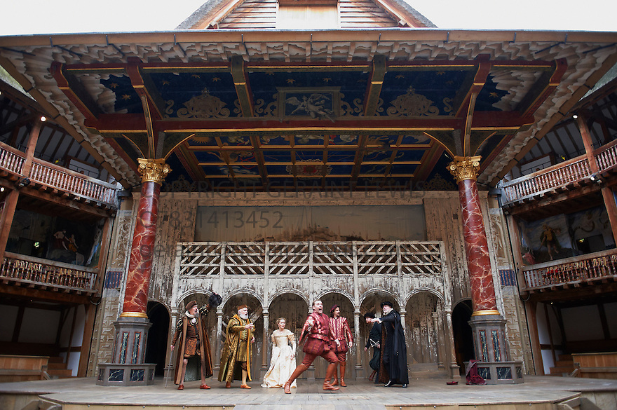 The Taming of The Shrew by William Shakespeare, A  Shakespeare's Globe Production directed by Toby Frow. Opens at Shakespeare's Globe Theatre  on 4/7/12.CREDIT Geraint Lewis