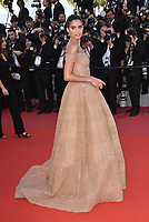 CANNES, FRANCE - MAY 12: Sara Sampaio at 'Girls Of The Sun (Les Filles Du Soleil)' screening during the 71st annual Cannes Film Festival at Palais des Festivals on May 12, 2018 in Cannes, France.<br /> CAP/PL<br /> &copy;Phil Loftus/Capital Pictures