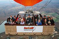 20150726 July 26 Hot Air Balloon Gold Coast
