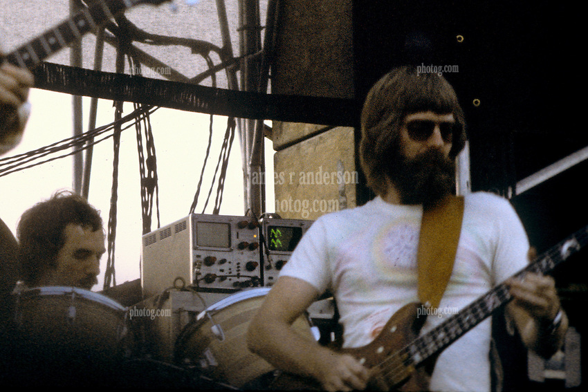 Grateful Dead Live at Dillon Stadium, Hartford, CT 31 July 1974. Featuring the Wall of Sound. Summer weekday show, one of the longest ever played by The Dead.