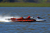 #10 and A-26   (outboard hydroplane)