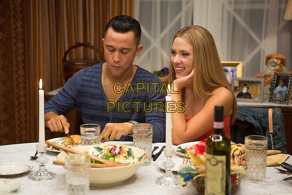 Joseph Gordon-Levitt, Scarlett Johansson<br /> in Don Jon (2013) <br /> *Filmstill - Editorial Use Only*<br /> CAP/NFS<br /> Image supplied by Capital Pictures