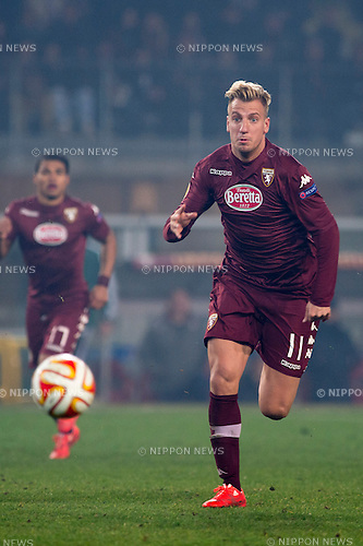 Maxi Lopez (Torino), FEBRUARY 19, 2015 - Football / Soccer : UEFA Europa League, round of 32 first leg match between Torino FC 2-2 Athletic Club Bilbao at Stadio Olimpico di Torino in Turin, Italy. (Photo by Maurizio Borsari/AFLO)