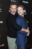 "LOS ANGELES - JUN 3:  Breckin Meyer, Seth Green at the ""Changeland"" Los Angeles Premiere at the ArcLight Hollywood on June 3, 2019 in Los Angeles, CA"