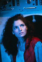 The Abyss (1989) <br /> Mary Elizabeth Mastrantonio<br /> *Filmstill - Editorial Use Only*<br /> CAP/KFS<br /> Image supplied by Capital Pictures