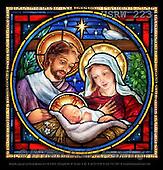 Randy, HOLY FAMILIES, HEILIGE FAMILIE, SAGRADA FAMÍLIA, paintings+++++,USRW223,#XR# ,#161#