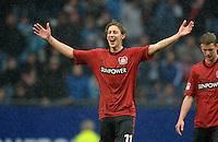 FUSSBALL   1. BUNDESLIGA   SAISON 2012/2013    34. SPIELTAG Hamburger SV - Bayer 04 Leverkusen                      18.05.2013 Schlussjubel: Stefan Kiessling (Bayer 04 Leverkusen)