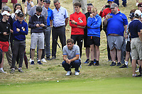 Robert Rock (ENG) on the 14th during Round 4 of the Irish Open at LaHinch Golf Club, LaHinch, Co. Clare on Sunday 7th July 2019.<br /> Picture:  Thos Caffrey / Golffile<br /> <br /> All photos usage must carry mandatory copyright credit (© Golffile | Thos Caffrey)