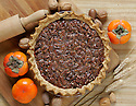 Bittersweet Chocolate Pecan Pie