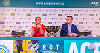 Rotterdam, The Netherlands, 11 Februari 2019, ABNAMRO World Tennis Tournament, Ahoy, Wheelchair draw Esther Vergeer<br /> Photo: www.tennisimages.com/Henk Koster