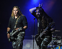 FORT LAUDERDALE FL - OCTOBER 19: Sabaton performs at Revolution on October 19, 2016 in Fort Lauderdale, Florida. Credit: mpi04/MediaPunch