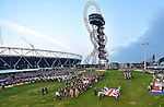 10.09.2014; London,UK: PRINCE HARRY, PRINCES CHARLES AND WILLIAM AND CAMILLA<br /> attend the Invictus Games Opening Ceremony at the Queen Elizabeth Olympic Park, London<br /> 400+ wounded, injured and sick Servicemen and women from 13 Countries will compete in four days of sport from 11-14 September 2014.<br /> Mandatory Credit Photo: &copy;Crown Copyright/NEWSPIX INTERNATIONAL<br /> <br /> **ALL FEES PAYABLE TO: &quot;NEWSPIX INTERNATIONAL&quot;**<br /> <br /> IMMEDIATE CONFIRMATION OF USAGE REQUIRED:<br /> Newspix International, 31 Chinnery Hill, Bishop's Stortford, ENGLAND CM23 3PS<br /> Tel:+441279 324672  ; Fax: +441279656877<br /> Mobile:  07775681153<br /> e-mail: info@newspixinternational.co.uk