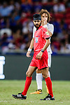 Fifa Referee Sukbhir Singh during the International Champions Cup 2017 match between FC Internazionale and Chelsea FC on July 29, 2017 in Singapore. Photo by Marcio Rodrigo Machado / Power Sport Images