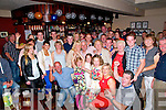 50th Birthday Party : John O'Grady, Ballyduff celebrating his 50th birthday with family & friends at Lowes Bar, Ballyduff on Saturday night last.
