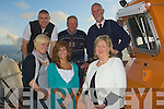 RNLI: Launching the RNLI Regatta at Fenit Marina on Monday evening were: Mihaela Lynch, David Buttimer, Kevin Honeyman, Tricia O'Mahony and Maeve O'Donnell.....