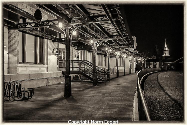 Union Station, Worcester, Massachusetts