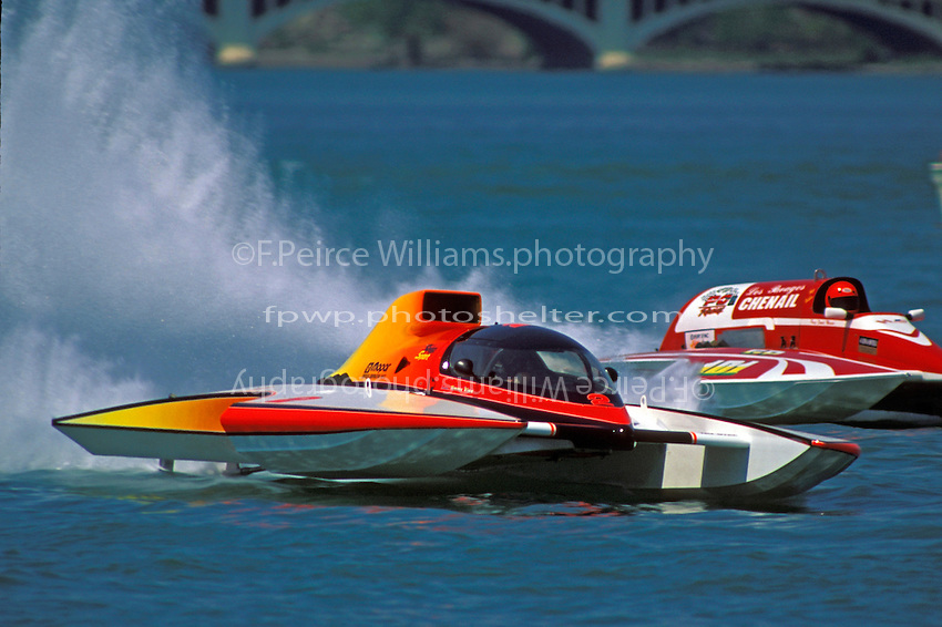 "Jimmy King, GP-2 ""Pleasure Seeker"" Detroit, 1996."