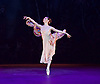 Nutcracker<br /> English National Ballet <br /> at The London Coliseum, London, Great Britain <br /> rehearsal <br /> 13th December 2016 <br /> Choreography by Wayne Eagling <br /> <br /> <br /> <br /> Laurretta Summerscales and Fabian Reimair as Mirlitons <br /> <br /> <br /> Photograph by Elliott Franks <br /> Image licensed to Elliott Franks Photography Services