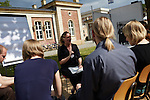 "17.6.2014, Potsdam, Universität Potsdam Campus Neues Palais. Israeltag – Mini-Sprachkurse ""Jiddisch"" und ""Hebräisch"""