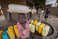 Collecting water