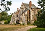 Gatehouse of Butley Priory, Butley, Suffolk, England, UK built under prior William de Geystone (1311-1322)