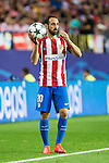 Atletico de Madrid's player Juanfran Torres during match of UEFA Champions League at Vicente Calderon Stadium in Madrid. September 28, Spain. 2016. (ALTERPHOTOS/BorjaB.Hojas)
