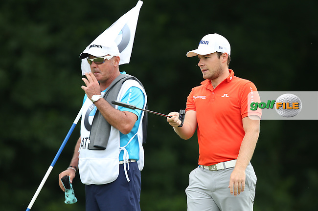 Tyrrell Hatton (ENG) posted the lowest round of the morning, a 66, during Round Three of the 2015 BMW International Open at Golfclub Munchen Eichenried, Eichenried, Munich, Germany. 27/06/2015. Picture David Lloyd | www.golffile.ie