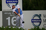 Rory McIlroy (N.IRL) in action on the 16th tee during Day 1 of the Volvo World Match Play Championship in Finca Cortesin, Casares, Spain, 19th May 2011. (Photo Eoin Clarke/Golffile 2011)