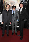"LOS ANGELES, CA. - February 24: Henry Nixon, Dylan Young and Toby Moore arrive to HBO's premiere of ""The Pacific"" at Grauman's Chinese Theatre on February 24, 2010 in Los Angeles, California."
