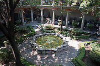 Franz Meyer Museum, Centro Historico, Mexico City, Mexico. Aromas y Sabores with Chef Patricia Quintana