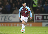 Burnley's Steven Defour<br /> <br /> Photographer Mick Walker/CameraSport<br /> <br /> The Carabao Cup Round Three   - Burton Albion  v Burnley - Tuesday  25 September 2018 - Pirelli Stadium - Buron On Trent<br /> <br /> World Copyright &copy; 2018 CameraSport. All rights reserved. 43 Linden Ave. Countesthorpe. Leicester. England. LE8 5PG - Tel: +44 (0) 116 277 4147 - admin@camerasport.com - www.camerasport.com