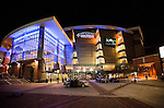 Charlotte NC - Time Warner Cable Arena in uptown
