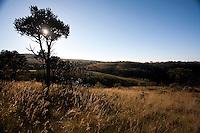 Capitolio_MG, Brasil...Amanhecer em uma paisagem...The daybreak in the landscape...Foto: LEO DRUMOND / NITRO