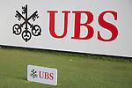 Branding - 58th UBS Hong Kong Open 2016 - European Tour Golf