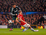 050313 Manchester Utd v Real Madrid UCL